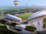河池市体育场建设项目